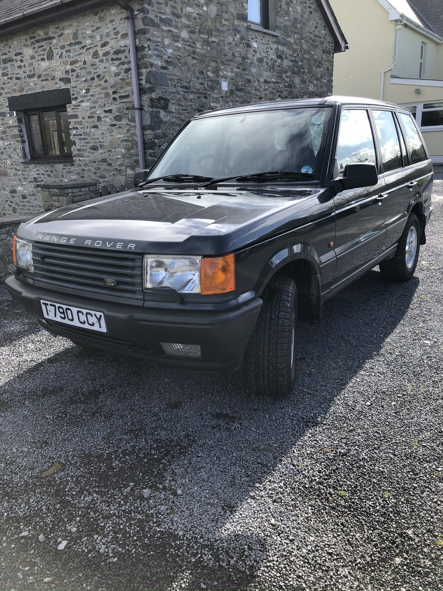 1999 Stunning Range Rover P38 4.6  HSE SOLD (picture 1 of 6)