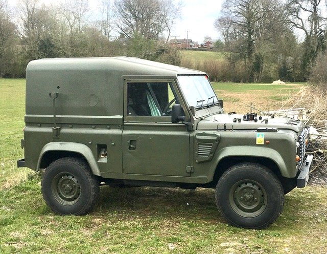 1998 Land Rover Defender Wolf For Sale (picture 5 of 6)