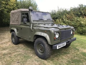 1998 Land Rover Defender Wolf  For Sale
