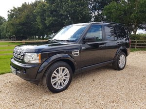 Land Rover Discovery 4 TDV6 HSE - 52k, major service+cambelt