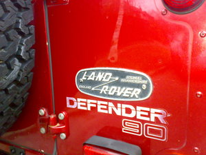Defender 90 300 Tdi 50th ANNIVERSARY 1 OF ONLY 150 VERY RARE