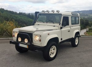 2000 Land Rover Defender TD5  For Sale