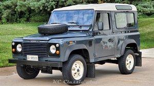 Picture of 1988 Land Rover Defender 90 TDI Turbo Diesel 5spd Survivor For Sale