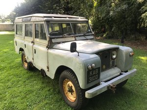 Picture of 1996 Land Rover Series 2a IIa 1966 109 SOLD