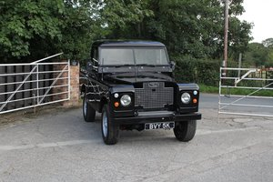 1971 Land Rover 88 Series III V8, Incredibly Fast Land Rover