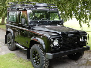 2004 Land Rover Defender 90 Factory Station Wagon SOLD