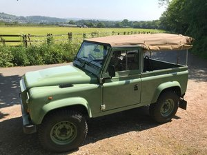 Picture of 1995 Defender 300Tdi Heritage Style
