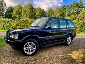 Picture of 2002 RANGE ROVER P38 DHSE  SOLD