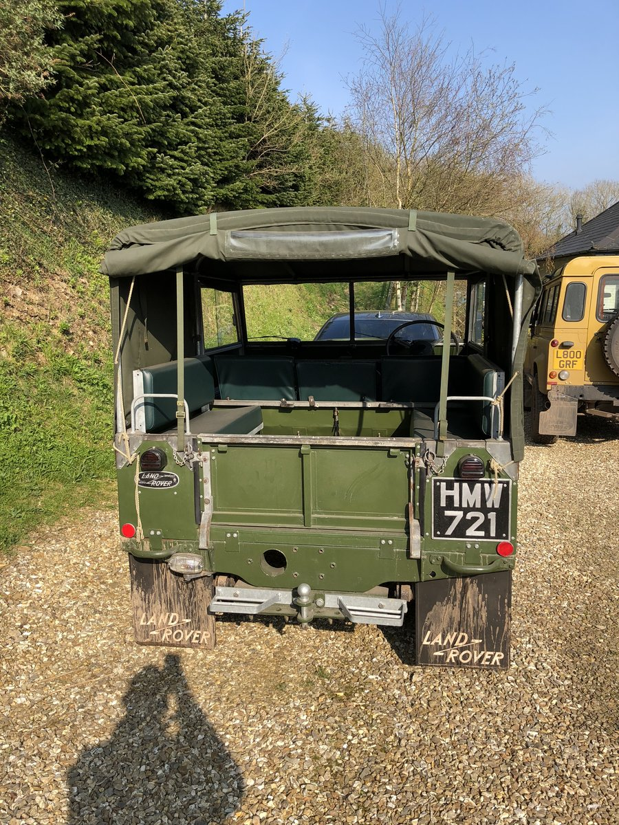 1952 Landrover series 1 For Sale (picture 2 of 6)