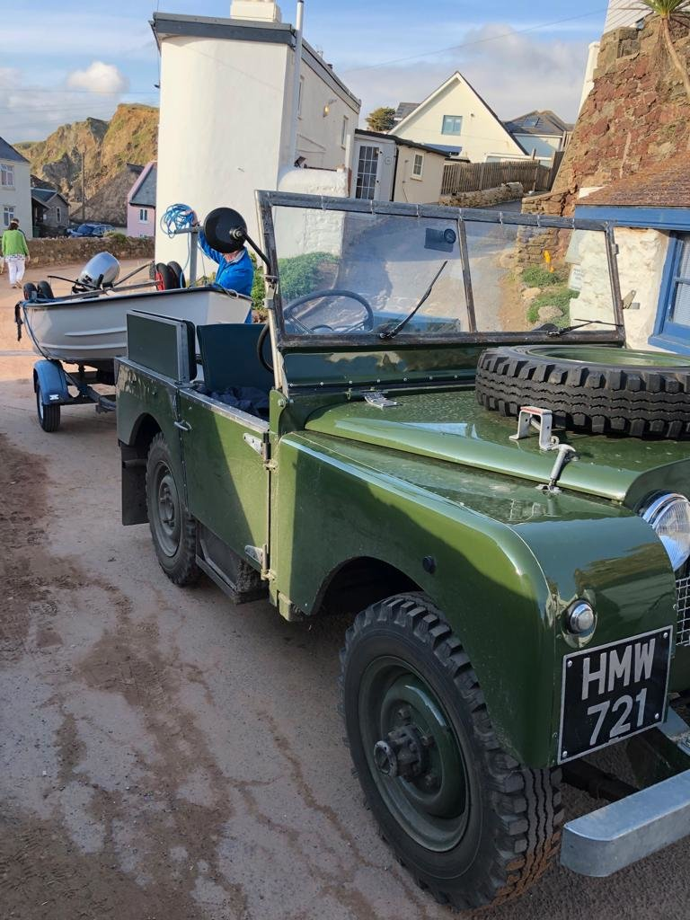 1952 Landrover series 1 For Sale (picture 4 of 6)