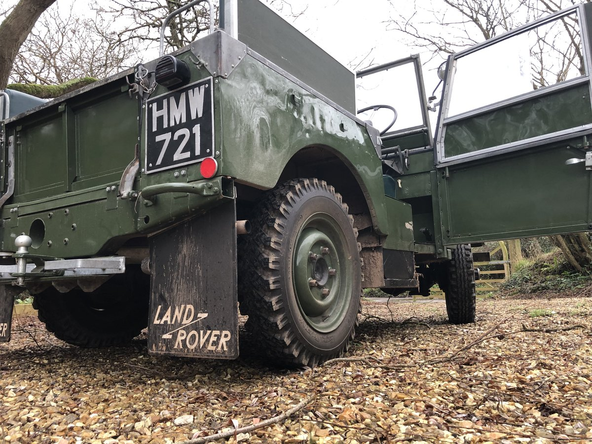 1952 Landrover series 1 For Sale (picture 5 of 6)