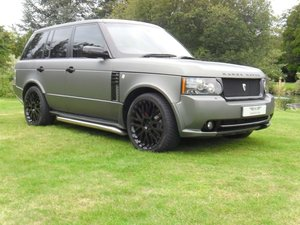 Range Rover 2007  4.2 V8 Supercharged Vogue KHAN