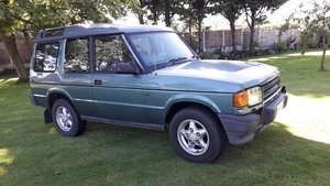 1994 Land Rover Discovery TDi For Sale by Auction