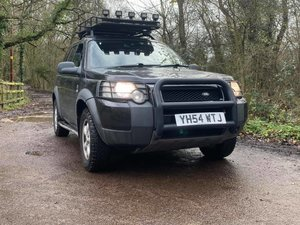 Picture of 2004 Landrover Freelander K series  G4 challenge style