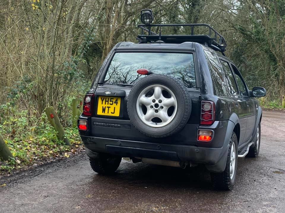 2004 Landrover Freelander K series  G4 challenge style For Sale (picture 3 of 6)