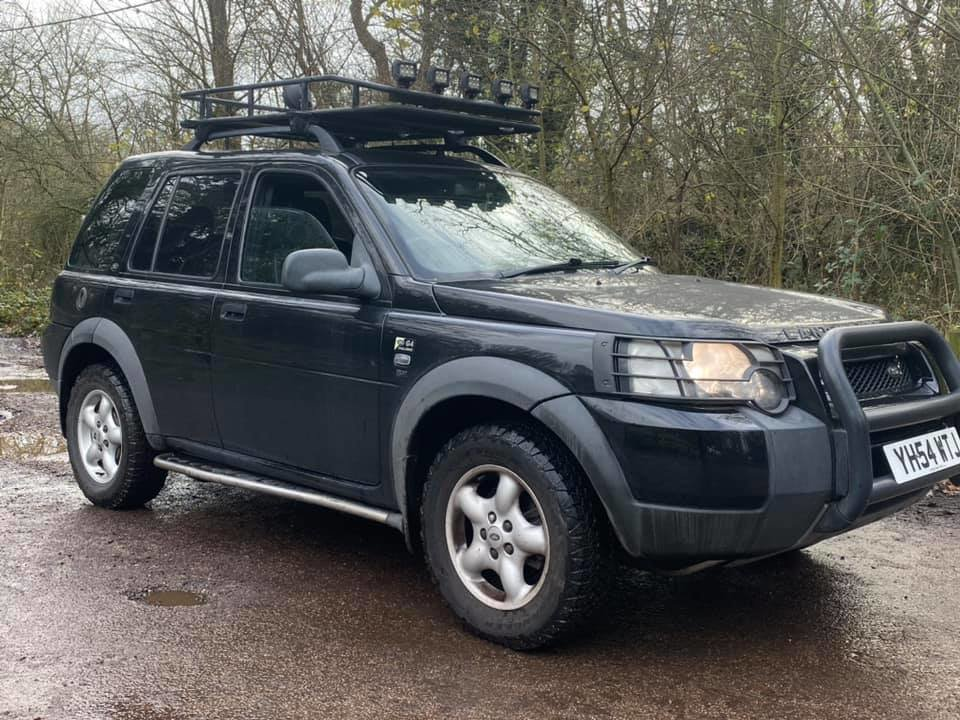 2004 Landrover Freelander K series  G4 challenge style For Sale (picture 4 of 6)
