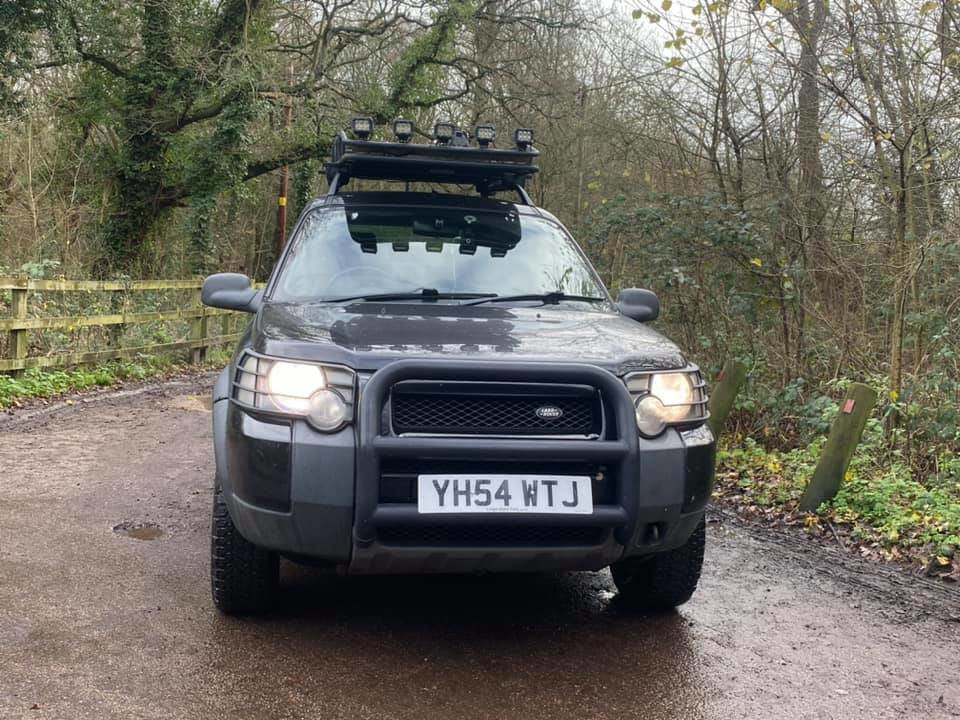 2004 Landrover Freelander K series  G4 challenge style For Sale (picture 5 of 6)