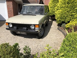 Picture of 1979 Range Rover Classic 70's 2 door