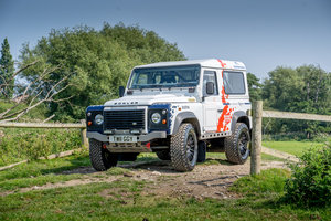 Land Rover Defender 90 Bowler Motorsport Challenge 2014 Only
