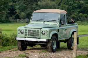 Picture of 2020 Land Rover Defender 90 Heritage Edition 300 Tdi Automatic SOLD