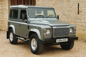 LAND ROVER DEFENDER 90 2.2TDci XS STATION WAGON