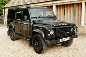 2014 LAND ROVER DEFENDER 110 2.2TDci XS UTILITY STATION WAGON