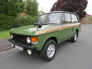 Picture of 1973 Range Rover Classic 2 Door Suffix B 3.5 V8