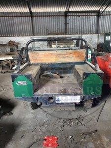 """1952 Land Rover 80"""" Open top"""