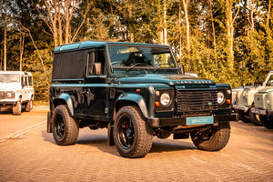 LAND ROVER DEFENDER 90 HARD TOP V8