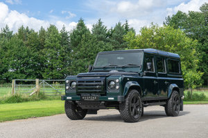 2013 BESPOKE Defender 110XS Staion Wagon HUGE SPECIFICATION For Sale