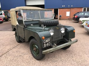 Picture of 1950 Land Rover Series 1 80 For Sale