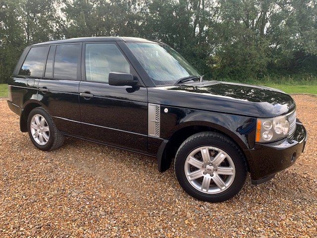 2007 RANGE ROVER VOGUE SE AUTOMATIC SOLD (picture 1 of 6)