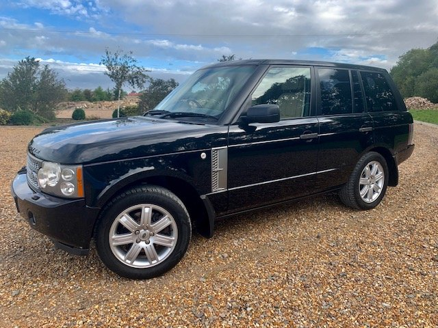 2007 RANGE ROVER VOGUE SE AUTOMATIC SOLD (picture 4 of 6)