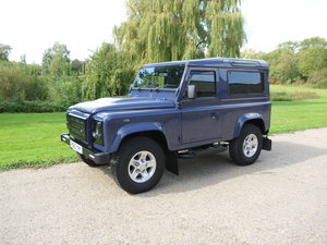2013 (63) Land Rover Defender 90 County