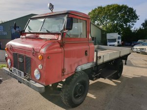 **OCTOBER ENTRY** 1966 Land Rover Series 2 FWC For Sale by Auction
