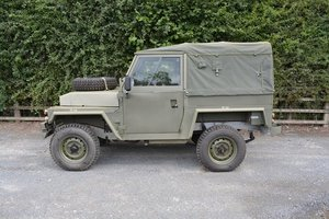 Land Rover Military Lightweight