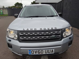 60 plate Freelander 2 MANAUL 6 SPEED WITH A TOW BAR NEW MOT