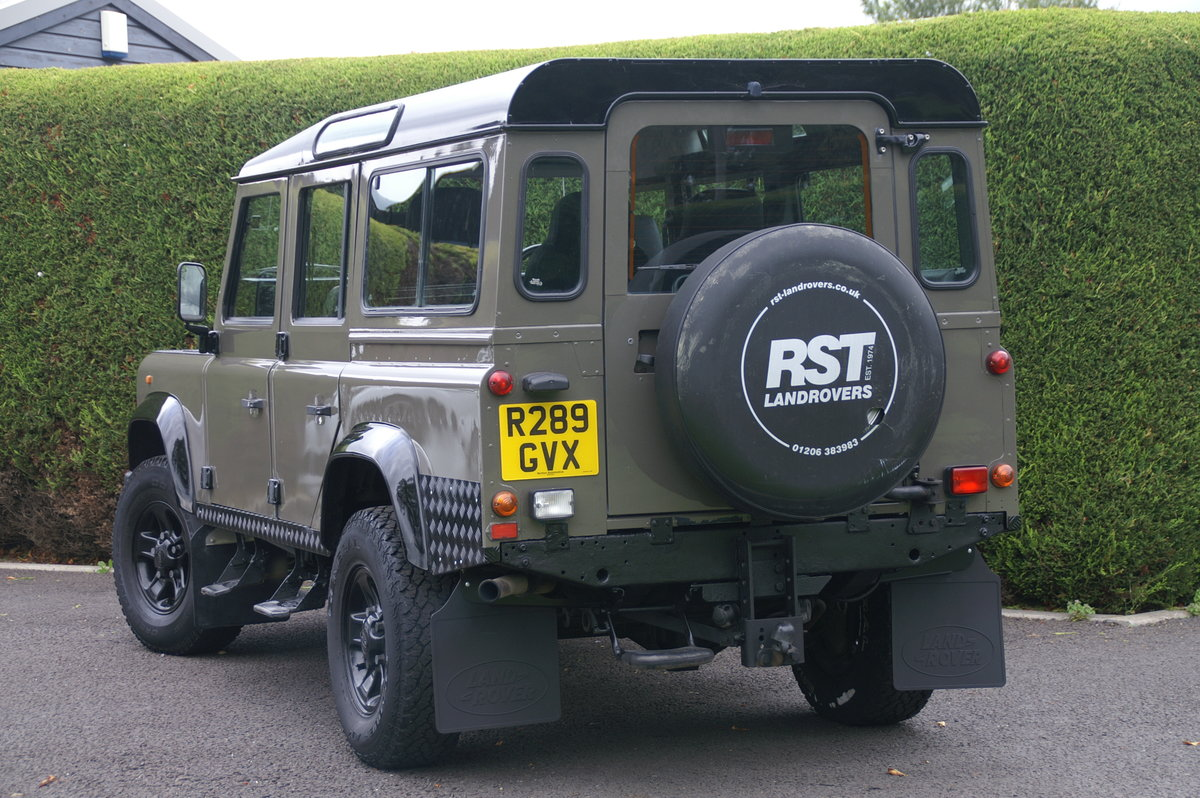 1998 Land Rover Defender 110 CSW 300 TDI For Sale (picture 6 of 6)