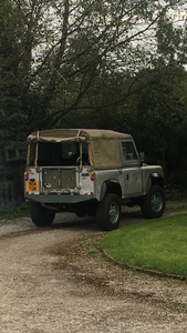 1963 Land Rover  series 2a hybrid Defender 200Tdi