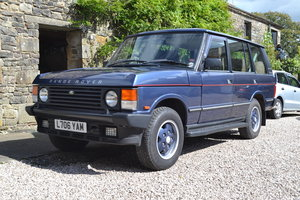 *REMAINS AVAILABLE* 1994 Range Rover LSE 4.2 LWB