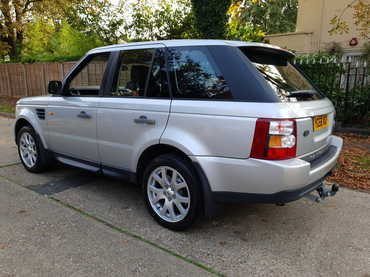 2008 Outstanding Range Rover Sport HSE FSH 85400 Miles  SOLD (picture 2 of 6)