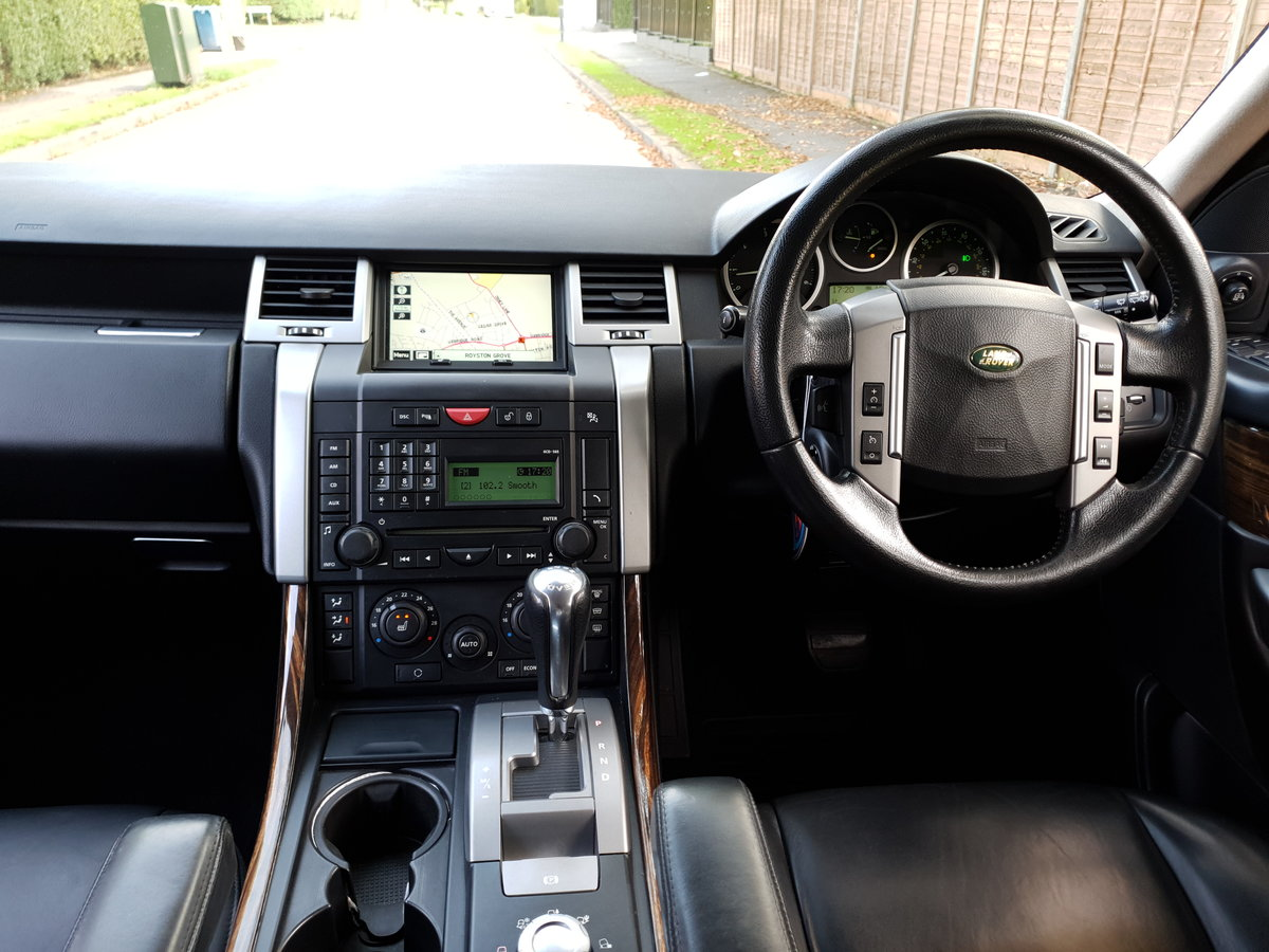 2008 Outstanding Range Rover Sport HSE FSH 85400 Miles  SOLD (picture 4 of 6)