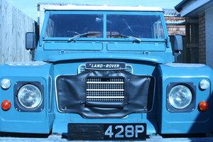 Land Rover Series 3 109 Tax Free Mot Exempt
