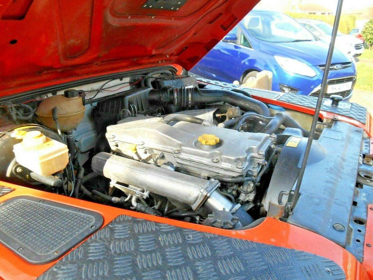 2006 Land Rover Defender 130 TD5 Extreme Camper overlan For Sale (picture 6 of 6)