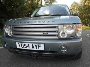 Land Rover Range Rover 2004 (54 reg)  3.0 Td6 HSE 5dr  SOLD