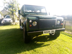 1996 Landrover defender 90 restored vgc,one prev.owner