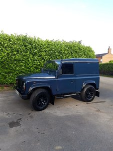 Land Rover Immaculate head turner, fsh upgrades.
