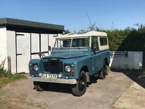 Picture of Lot 73 - A 1973 Land Rover  - 23/09/2020 SOLD by Auction