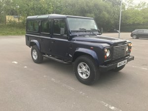 2003 Land Rover Defender 110 TD5 County 9 Seats For Sale