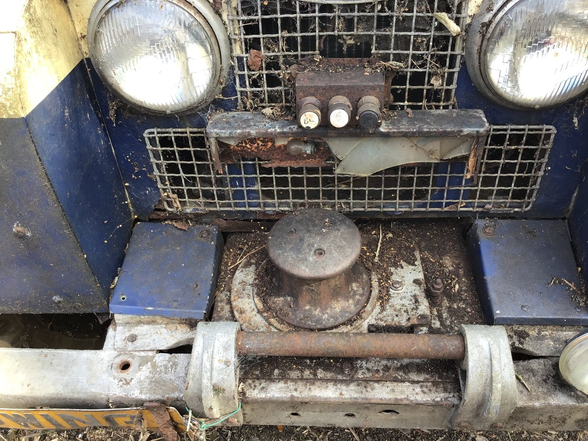 1959 Land Rover series 2 For Sale (picture 2 of 4)